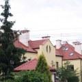 Warszawa osiedle domków jednorodzinnych